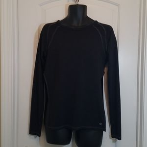 Champion Elite Black Athletic Shirt